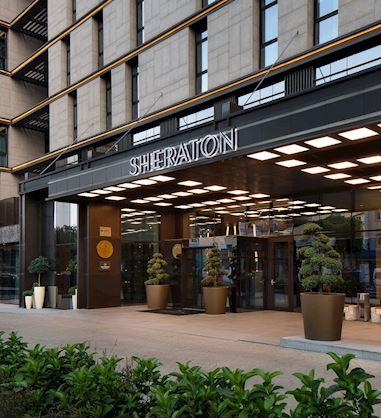 Sheraton hotel in Istanbul