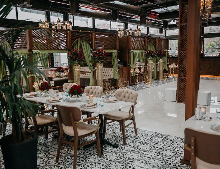 The Souq İstanbul Restaurant