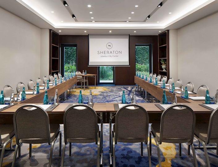 Meetings and weddings in Sheraton