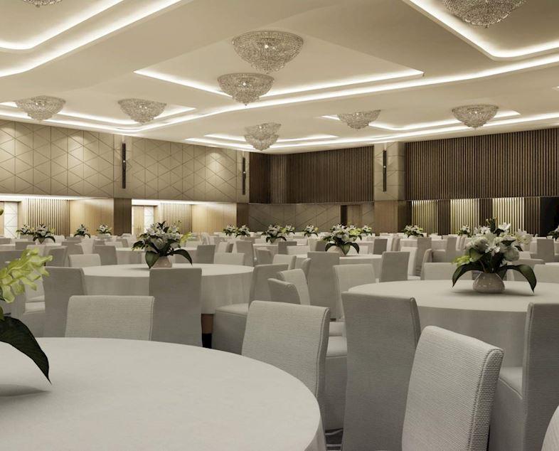Weddings at Istanbul Sheraton hotel