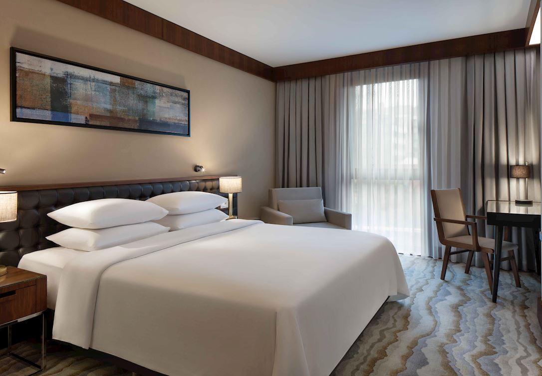 Hotel rooms Sheraton Istanbul
